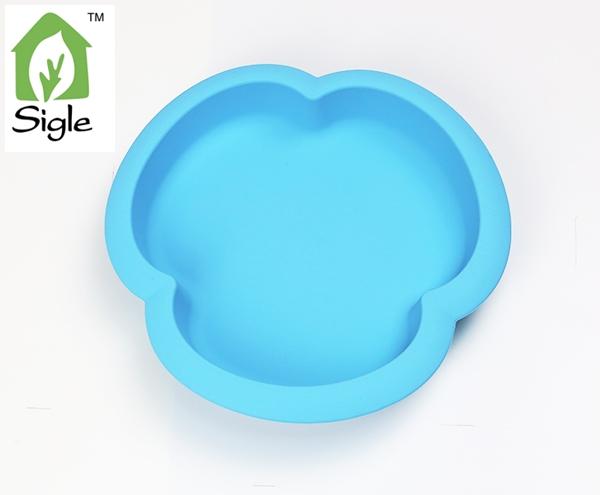 硅胶餐盘制品