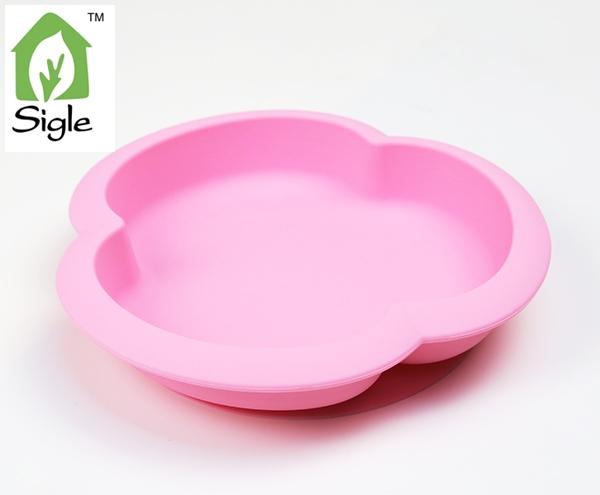 硅胶餐盘用品