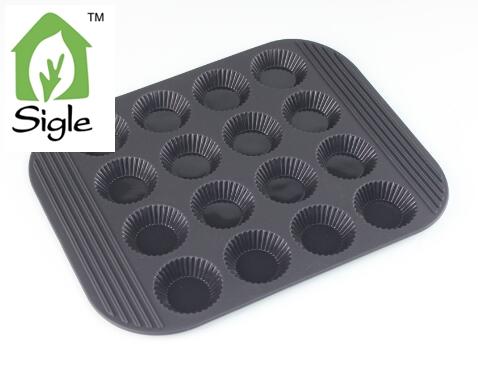 深圳硅胶小蛋糕烤盘