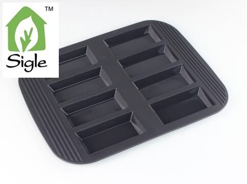 硅胶长方形蛋糕烤盘
