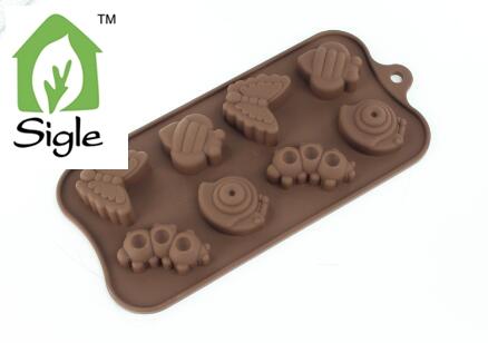 硅胶巧克力模厂家