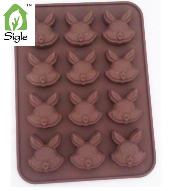 硅胶巧克力模
