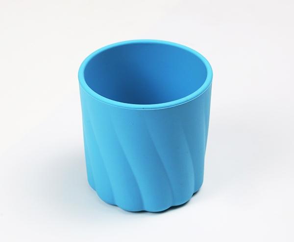 硅胶喝水杯