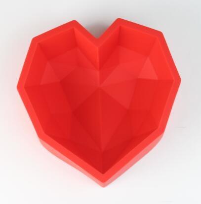心形硅胶烤盘