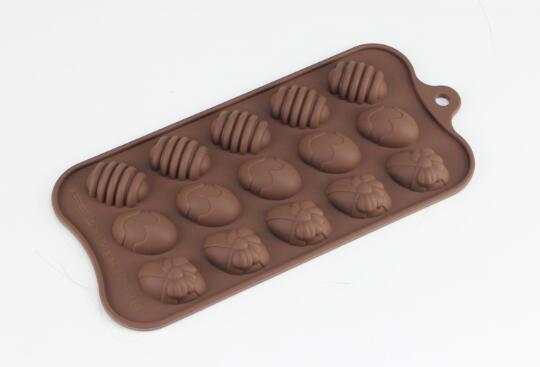 惠州硅胶巧克力模