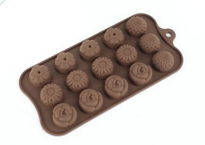 惠州定制硅胶巧克力模