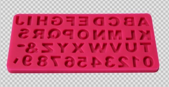 字母翻糖模
